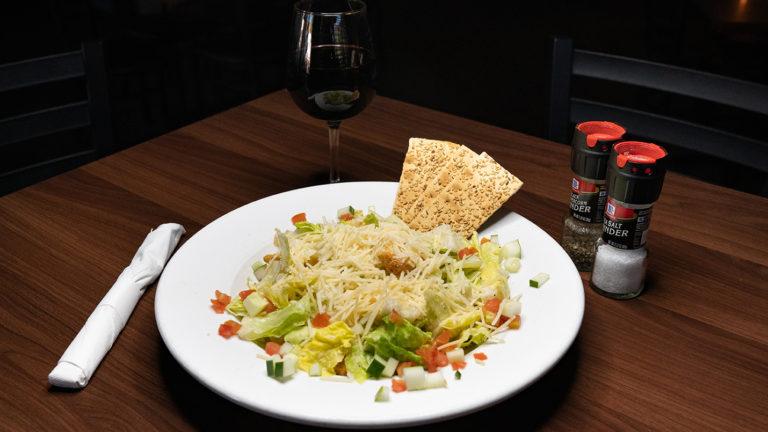 Deluxe Caesar Salad