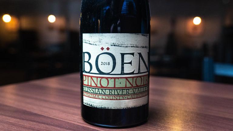 Boen, Russian River Valley, California, Pinot Noir