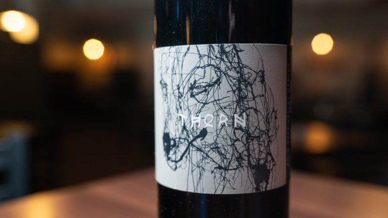 Thorn, The Prisoner Wine Company, California, Merlot