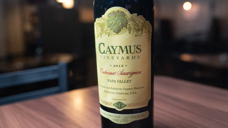 Caymus, Rutherford, California, Cabernet Sauvignon