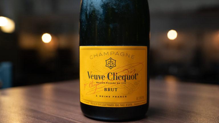 Veuve Cliquot Yellow Label Brut, France, Champagne