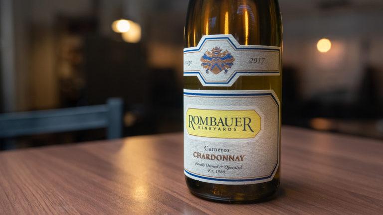 Rombauer, Carneros, California, Chardonnay
