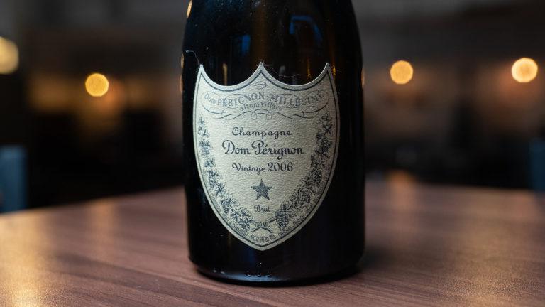 Dom Perignon, France, Champagne