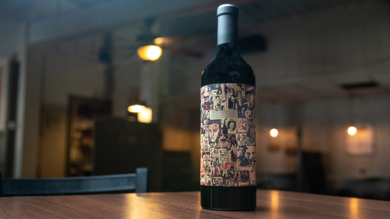 Abstract, Orin Swift, California, Red Blend