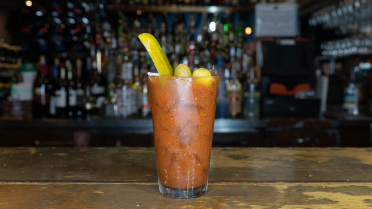 Award Winning Bloody Mary