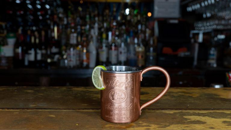 Tito's Mule